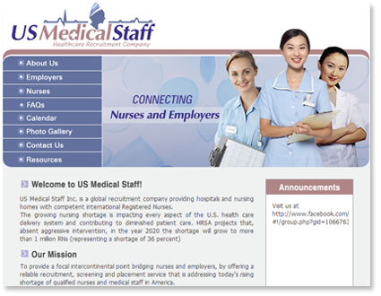 US Medical Staff